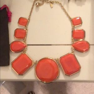 kate spade Jewelry - Kate spade ♠️ orange necklace
